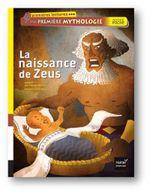 Couverture La naissance de Zeus