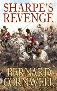 Couverture Sharpe's revenge