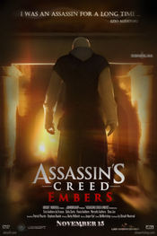 Affiche Assassin's Creed : Embers