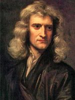 Photo Isaac Newton