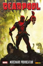 Couverture Deadpool :  Mercenaire provocateur