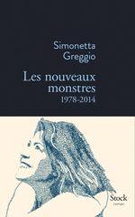 Couverture Les nouveaux monstres 1978-2014