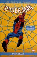 Couverture 1969 - Spider-Man : L'Intégrale, tome 7