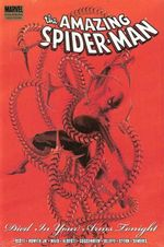 Couverture The Amazing Spider-Man: Died in Your Arms Tonight
