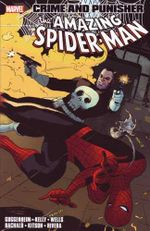 Couverture The Amazing Spider-Man: Crime and Punisher