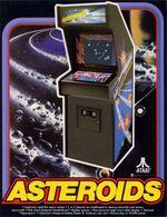 Jaquette Asteroids