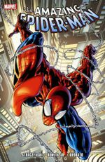 Couverture The Amazing Spider-Man by JMS Ultimate Collection, Book 3
