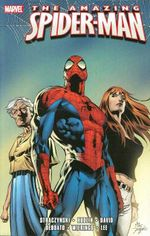 Couverture The Amazing Spider-Man by JMS Ultimate Collection, Book 4