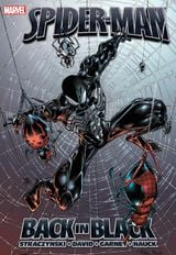 Couverture Spider-Man: Back in Black