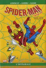 Couverture 1972-1973 - Spider-Man Team-Up : L'Intégrale, tome 1