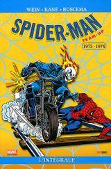 Couverture 1973-1974 - Spider-Man Team-Up : L'Intégrale, tome 2