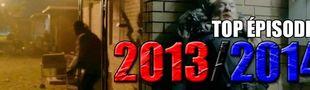 Cover [Saison 2013/2014] Top 15 Épisodes