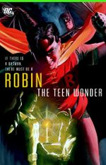 Couverture Robin: The Teen Wonder