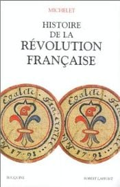Couverture Histoire de la Révolution française