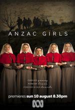 Affiche ANZAC Girls