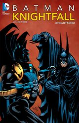 Couverture Batman: Knightfall Vol. 3: Knightsend