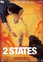 Affiche 2 States