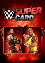 Jaquette WWE SuperCard