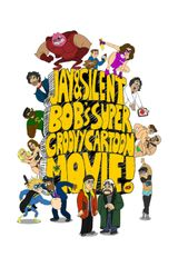 Affiche Jay & Silent Bob's Super Groovy Cartoon Movie