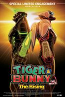 Affiche Tiger & Bunny : The Rising