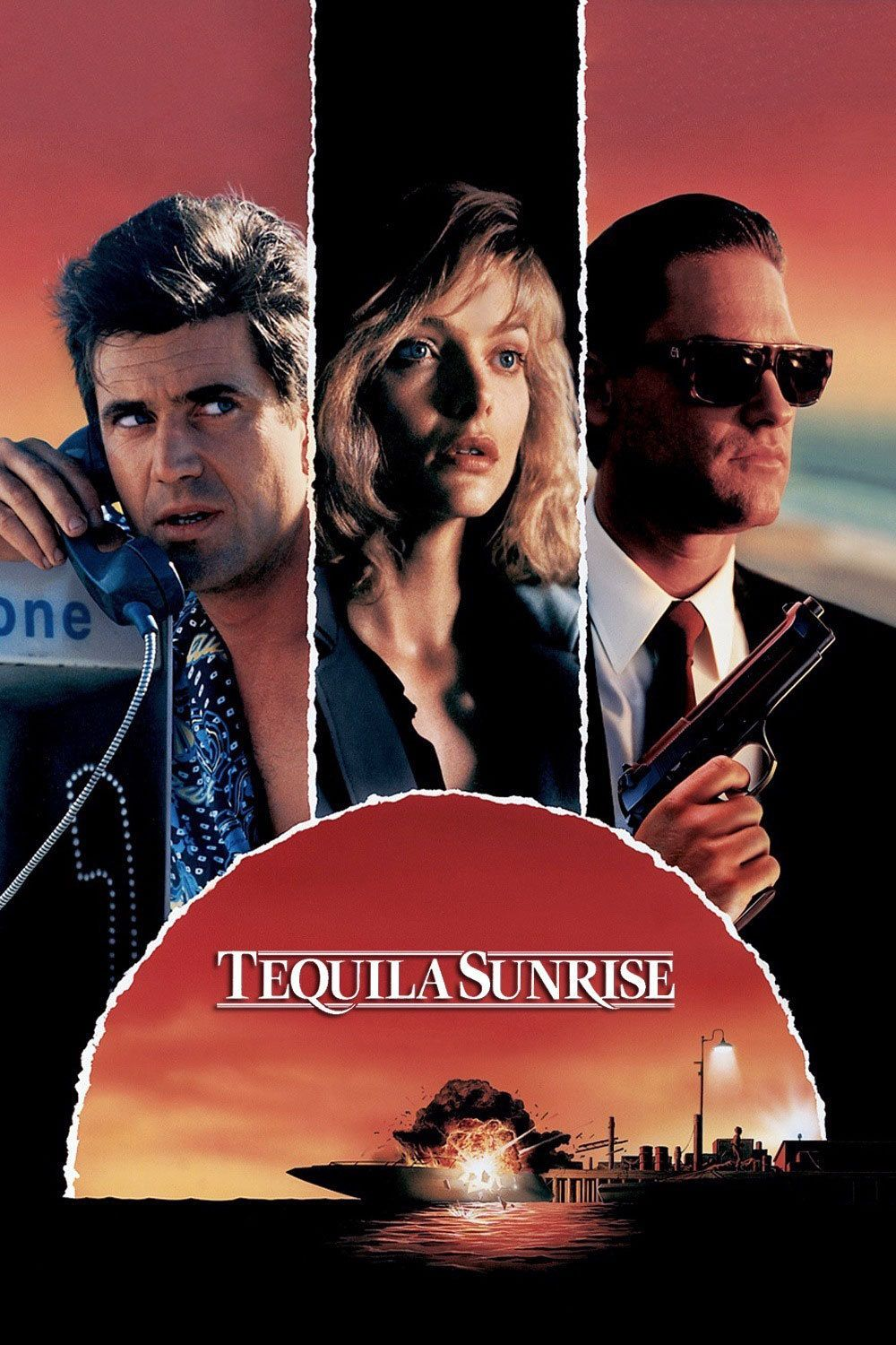 Tequila sunrise film 1989 senscritique for Best tequila for tequila sunrise