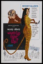 Affiche Lily la tigresse