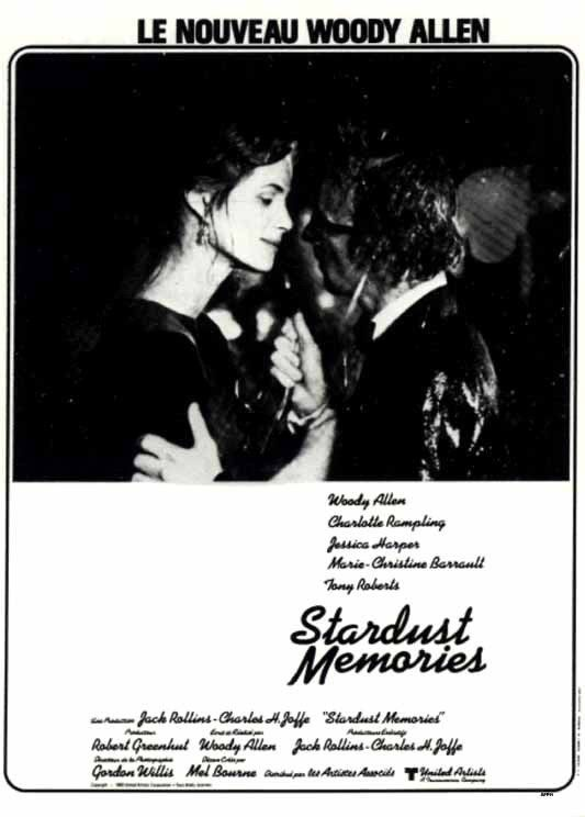 analysis the movies about stardust memories Stardust memories (1980) (movie): while attending a retrospective of his work, a filmmaker recalls his life and his loves: the inspirations for his films discover the latest discussions, reviews, quotes, theories, explanations and analysis of stardust memories (1980) below.