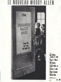 Affiche Broadway Danny Rose
