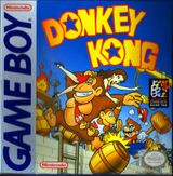 Jaquette Donkey Kong 94