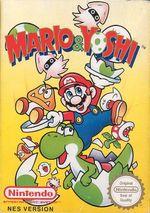 Jaquette Mario & Yoshi