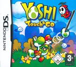 Jaquette Yoshi Touch & Go