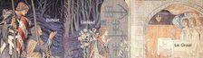 Cover La mythologie celtique en BD