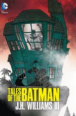 Couverture Tales of the Batman: J.H. Williams III