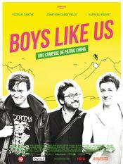 Affiche Boys Like Us