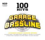 Pochette 100 Hits: Garage & Bassline