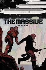 Couverture Drakkar - The Massive, tome 3