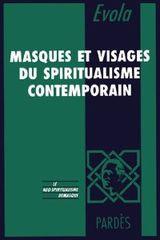 Couverture Masques et visages du spiritualisme contemporain