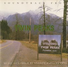 Pochette Soundtrack From Twin Peaks (OST)