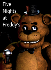 Jaquette Five Nights at Freddy's