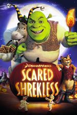 Affiche Shrek Vert de Peur