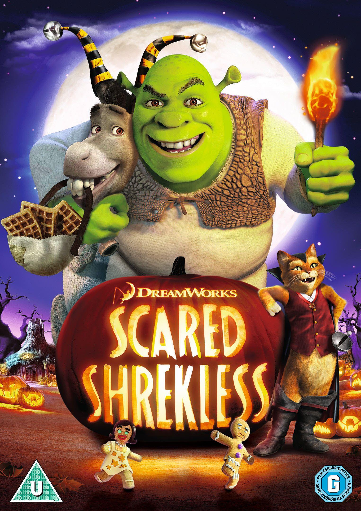 film streaming Shrek, fais moi peur