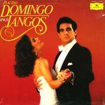 Pochette Placido Domingo Sings Tangos