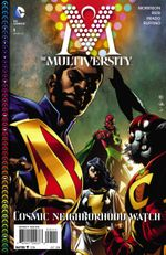 Couverture The Multiversity