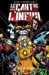 Couverture Le Gant de l'Infini : Le Défi de Thanos