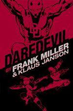 Couverture Daredevil by Frank Miller & Klaus Janson Omnibus