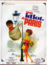 Affiche Un idiot à Paris