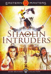 Affiche Shaolin Intruders