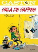 Couverture Gala de gaffes - Gaston (2009), tome 4