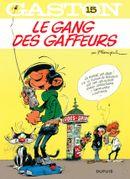 Couverture Le Gang des gaffeurs - Gaston (2009), tome 15