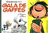 Couverture Gala de gaffes - Gaston (première série), tome 2